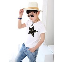 Wholesale Boys Fedora Hats Wholesale Straw - New Fashion Kids Fedora Straw Sunhat With Ribbow Trim Children Jazz Hat Summer Beach Panama Hats Soild Trilby Cap For Boy And Girl