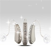 Wholesale best hearing aids for sale - High Power As Like As Siemens Hearing Aid RIC Best Sound Amplifier Hearing Aids Ear Tool Channles Program Listening Device MY S
