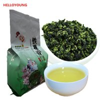 Wholesale Tie Factory Outlet - C-WL034 Factory Outlet Natural Organic 50g Anxi Tieguanyin Oolong Tea Chinese Top grade Tikuanyin tea Tie Guan Yin Health Care Green tea