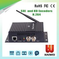 Wholesale Udp Http - H3610W sdi iptv server encoder http rtsp udp for cctv internet live media streaming broadcasting video encoder decoder Wifi