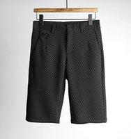 Wholesale Flying School - 2017 Mens handsome luxury cute top walking shorts ~ mens shorts designer ~ school grey shorts