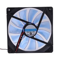 Wholesale 12V Pin mm x25mm Brushless Computer CPU Cooler Small Cooling Fan Sleeve Bearing Heat Sink