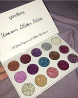Wholesale Dhgate New - New Makeup UNICORN GLITTER EYESHADOW PALETTE 15 Ultra Pigmented Glitter Shadows Shimmer 15colors Eye shadow Palette By DHL Dhgate Vip