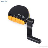 suporte para bicicleta venda por atacado-Bluetooth 4.0 Sem Fio Bicicleta Combo Sensor de Bicicleta Computador Cronômetro Suporte Smartphone APP Velocímetro + B