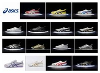 Wholesale Comfortable Running Shoes For Men - 2017 New Style Asics  Tiger Running Shoes For Men & Women, Comfortable Top Quality MEXICO 66 Athletic Sport Sneakers Eur 36-44