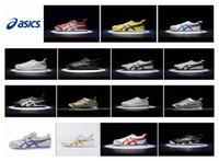 Wholesale Dark Tiger - 2017 New Style Asics  Tiger Running Shoes For Men & Women, Comfortable Top Quality MEXICO 66 Athletic Sport Sneakers Eur 36-44
