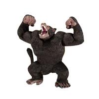 maymun ejderha topu toptan satış-Chanycore 13 Cm Anime Action Figure Siyah Maymun Kral Son Goku Dragon Ball Z Figürinler Moda Serin Boy Pvc Action Figure