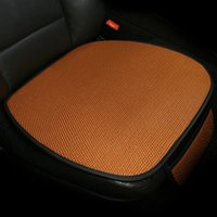 Wholesale Car Seat Cushions Brown - Car cushion four season in commom use front car seat cover and protector one piece cushion