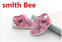 Wholesale Crochet Shoes Unisex - Lucus's Store BEE Children Shoes baby first walkers any two pairs choose epcaket sent by dhl true to size