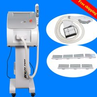 Wholesale Ipl Laser Treatment Machines - Most popular laser OPT SHR beauty equipment new style SHR OPT AFT IPL hair removal beauty machine 640nm 530nm 480nm