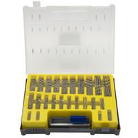 Wholesale Small Pcb Drill - 150PCS 0.4-3.2mm Drill Bit Set Small Precision with Carry Case Plastic Box Mini HSS Hand Tools Twist Drill Kit Set