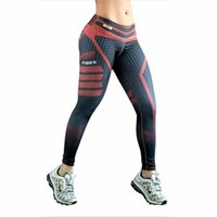 Wholesale High Waist Tight Leggings Ladies - Women Fitness Yoga Pants Women Fitness Slim Sexy Yoga Leggings Elastic Pants High Waist Ladies Winter Running Tights