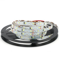 Wholesale Led S Strips - 2835 300 SMD Led Strip S Shape DC 12V Non Waterproof 5M for Signs Flexible LED Light Strips Warm   White Indoor Decoration