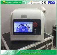 Wholesale Tattoo Laser Machine Yag Nd - 10 yrFactory direct slaes FDA standard CE LVD ECM approved multi wavelength Nd.yag laser tattoo pigment eyebrow rattaoo wash removal machine
