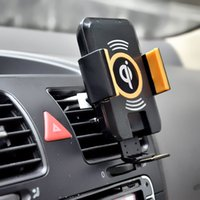 Wholesale Note Charge Case - Car Wireless Charger For Samsung S6 S6 Edge Plus Cases Car usb Charger Charging Pad For Samsung S7 S7 Edge Note 5