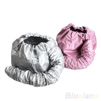 Wholesale Sell Hair Home - Hot Selling Home Portable Soft Hood Bonnet Attachment Haircare Salon Hair Dryer Random Color