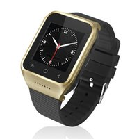 Wholesale Gsm Watch Phone 3g - ZGPAX S8 MTK6572 Dual Core Android 4.4 Smart Watch GSM 3G WCDMA HD Camera WiFi GPS Bluetooth FM Radio 32G TF Max.