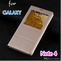 Wholesale S4 Pocket - For Galaxy Note 4 S5 S4 S3 Multi-functional Zipper Billfold Wallet Leather Phone Case Bag with Card Slot Money Pocket for Samsung