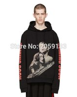 Wholesale Urban Clothing Brands - Wholesale-new streetwear hiphop kpop clothes urban brand-clothing Titanic vetements black oversized hoodie pullovers hoodies hip hop