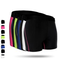Wholesale One Size Training Pants - Sexy Brand Yoga Shorts Women Sport Compression Short Pants Elastic Base Layer Running Exercise Fitness Training Outdoor Shorts Girls 9014