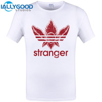 Wholesale Vintage Tee Shirt Designs - Stranger Design Mens T Shirt New Brand Clothing Summer Short Sleeve Tops Hipster Cool Funny O-Neck Vintage Novelty Tees S-6XL