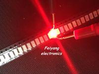 montagem de superfície led diodo venda por atacado-Atacado- 100pcs 5630/5730 SMD / SMT Vermelho SMD 5730 LED Surface Mount Vermelho 2.0 ~ 2.6V 620-625nm Ultra Birght LED Diodo Chip 5730 Vermelho