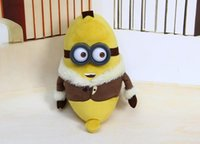 Wholesale Dolls Ice Age - 161127 New Arrival Small yellow man new ice age banana dolls plush toys hot sales