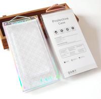 Wholesale cell phone cases packaging online – deals 300pcs Fashion Clear Transparent PVC Packaging Box for Mobile Cell Phone Case Package for iphone plus Phone Case
