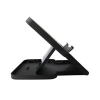 Wholesale Nintendo Iphone - NEW Compact Playstand Desktop Stand For Nintendo Switch NS Game Console Holder Adjustable Angle Foldable Base Bracket for iPhone