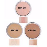 Wholesale Mineralize Skinfinish Foundation - Highlighter Bronzer Makeup Studio Fix Powder Foundation Mineralize Skinfinish Mary   Betty   Cindy Lou Manizer Sisters