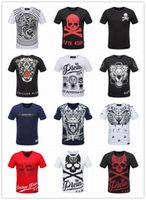 Wholesale Official Brand - Official sync 1: 1 Summer Brand Men t Shirts New Fashion Tops Short Sleeve T Shirt Clothing Casual Tee Shirts Men's t-shirts #666888