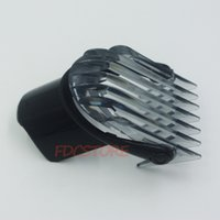 Wholesale Philips Clipper Comb - Wholesale- FOR PHILIPS HAIR CLIPPER COMB SMALL 3-21MM QC5010 QC5050 QC5053 QC5070 QC5090 SMALL Hairs Clipping 3-21mm Hair Clipper Free Ship