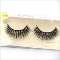 Wholesale Party Lashes Eyelash Extensions - Women Makeup Beauty False Eyelashes 1-1.5cm Popular Messy Nature Handmade Mink False Eyelashes Extensions with Party Makeup