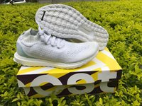 Wholesale Leather Top Table - 2017 Parley X Ultra Boost Top Real Boost Factory Shoes Size 4-13 Ocean Bb4073 White Uncaged Limited Version Running Shoes With Original Box