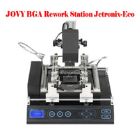 Wholesale Infrared Soldering - bga solder station Jovy system Jetronix Eco semi-automatic infrared BGA rework machine include tax to Russia
