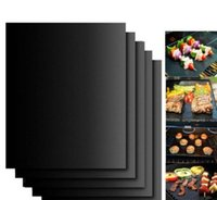 outdoor kitchen tops - BBQ Grill Mat No Stick Barbecue Cover cm Outdoor Pad Sheet Tools Cooking Tool Pincnic Tool Top Quality