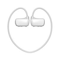 Wholesale Mp3 Sport Water - Walkman NWZ-W273 W273 8GB Headsets Sport Player MP3 Muisc Earphone Wireless mp3 Headphones Water Resistant