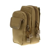 Wholesale Wholesale Ripstop Nylon - X-2 Outdoor Sports Tactical Pockets Ripstop Molle Bag Men Nylon Waist Bag For Hunting Cycling Hiking 20pcs Free DHL Fedex
