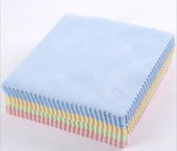 Wholesale Cheap Computer Keyboards - Cheap Hand Towel Microfiber Cleaning Cloth for Lcd Screen Tablet Phone Computer Laptop Glasses Lens Eyeglasses Wipes Clean 12*12cm