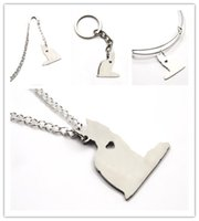Wholesale Cute Cat Bookmarks - Ragdoll cat necklace charm heart cute pet i love cat charm pendant necklace bangle keyring bookmark