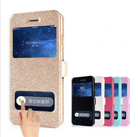 Wholesale Magnetic Cover S4 - Silk Pattern Ultra-Thin Case Magnetic Flip PU Leather Cases Stand Holder Cover for samsung s3 s4 s5 s6 s7 edge 2017 new