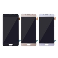 Per Samsung Galaxy A510F lcd diaplay A510M A510FD A5100 A510Y display LCD touch screen Digitizer Assembly spedizione Gratuita 100% provato originale