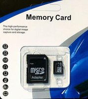Wholesale Product Retail - 2017 Top Selling Product 128GB 64GB 256GB Micro SD Card TF Memory Card Class 10 Flash SDHC Cards Adapter Free Retail Package