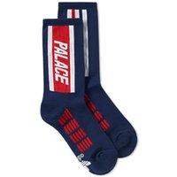 Wholesale Striped Terry Socks - Hot palace skateboard socks striped jacquard unisex cotton spring summer autumn socks men women socks