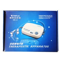 Wholesale Fast working electrotherapy Therapeutic Apparatus with middle low frequrency pulse for Meridian Acupuncture Moxibustion