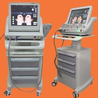 Hifu High Intensity Ultrasound Face Lift Machine Distribuidor Price rejuvenescimento da pele e máquina de ultra-som corporal