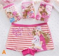 Wholesale Wholesalers Girls Underwears - Children's underwear Hello KT pure cotton children underwear baby underwears baby panties girls underwear 11 style optional
