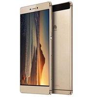 "Wholesale Huawei Fhd - Original Huawei P8 4G LTE Cell Phone Kirin Octa Core 3GB RAM 16GB 64GB ROM Android 5.0 5.2"" FHD 13.0MP OTG Metal Body Smart Mobile Phone"