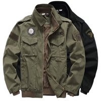 Wholesale Wholesale Military Jacket - High quality Autumn and Winter Outdoor Military Tactical Jacket Windproof Sports Army Clothing Camouflage coat 2pcs lot