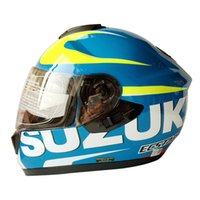 Wholesale Helmet Motorcycle Promotion - Hot Promotion Brand New Double Lens Motorcycle Helmet Shoei GT-Air Motor Casco Casque Racing Casque